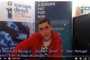 Vou à Bola com a Europa - Alexandre Barros