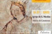 Palestra - Património Cultural Português | 2018 - Ano Europeu do Património Cultural