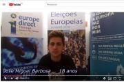 Desta Vez Eu Voto - José Miguel Barbosa