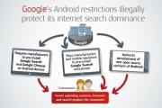 Anti-trust: Comissão aplica coima de 4,34 mil milhões de euros à Google